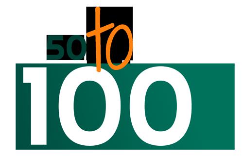 50to100logo